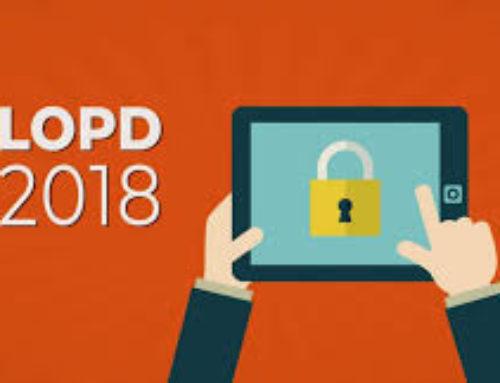 Nueva LOPD 2018
